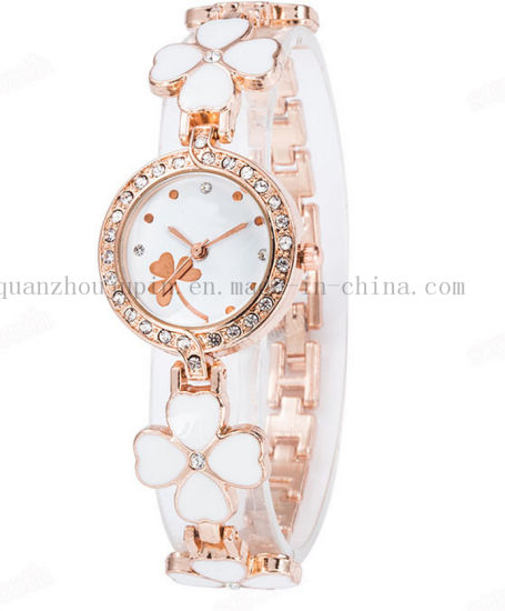 OEM Logo High Quality Water Proof Fashion Ladies Quartz Watch pictures & photos