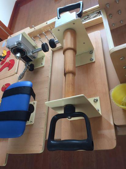 Rehabilitation Center Shoulder and Wrist Training Device
