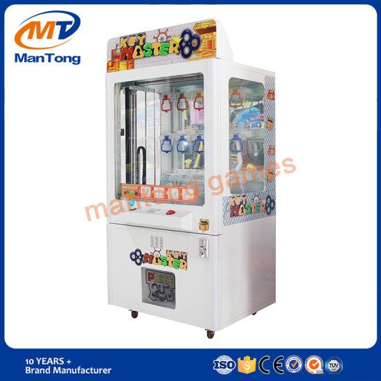Prize Master Electronic Game Machine Key Master Hot in Peru