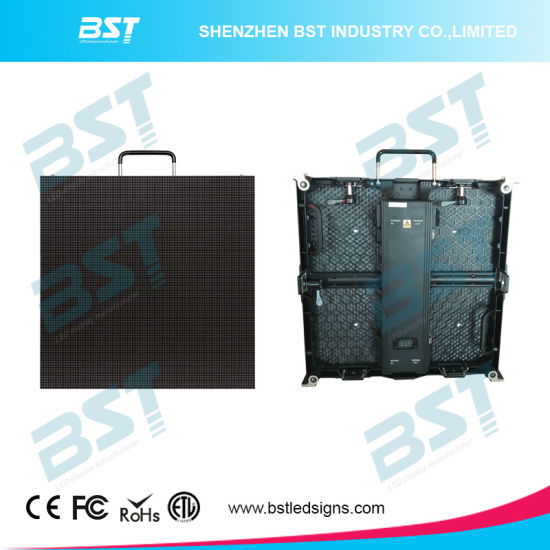 Slim P4.81 Outdoor Rental LED Display for Events