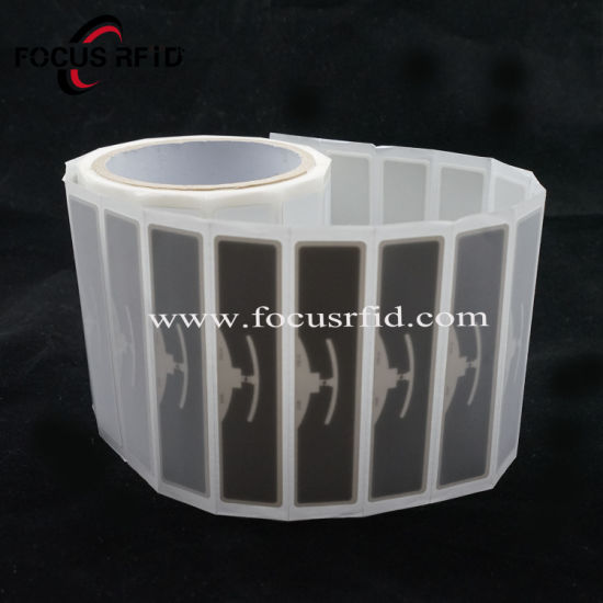Impinj/Alien H47 UHF Paper RFID Label/Sticker for Inventory and Warehouse Tracking System