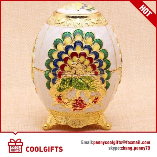 Russia Style Enamel Paint Toothpick Holder for Wedding Decoration Gift pictures & photos