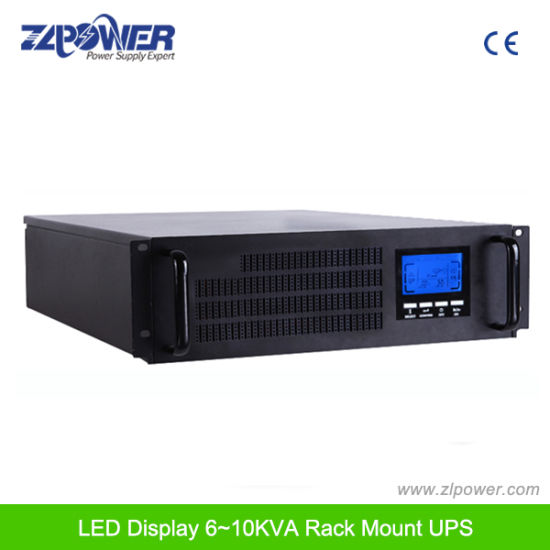 UPS Power Rack Mount UPS1KVA-6KVA (Rack UPS TR Series) pictures & photos