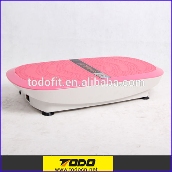 Dual Motor Vibration Plate Type Crazy Fit Massage pictures & photos