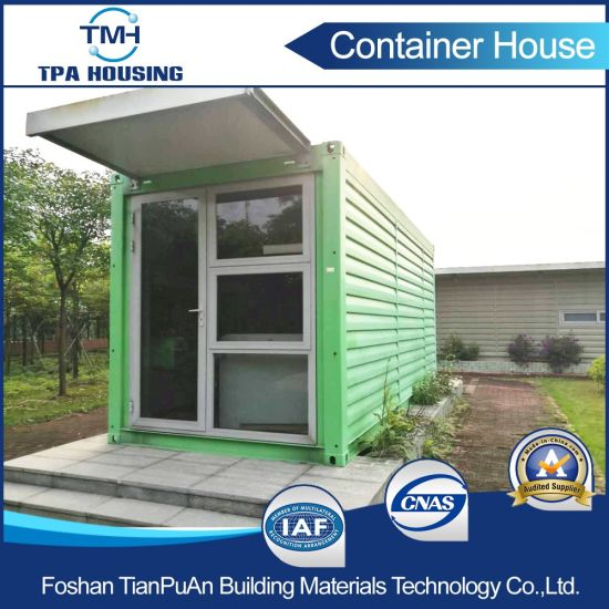 High Quality Office Prefab Container House for Sale pictures & photos