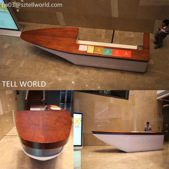 2017 Modern Design Home Bar Counter /Boat Shape Counter Bar