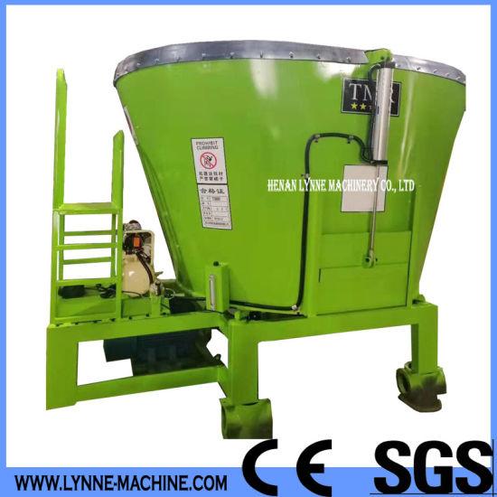 Best Price Motor Power Tmr Vertical Cow Farm Feed Mixer Machine