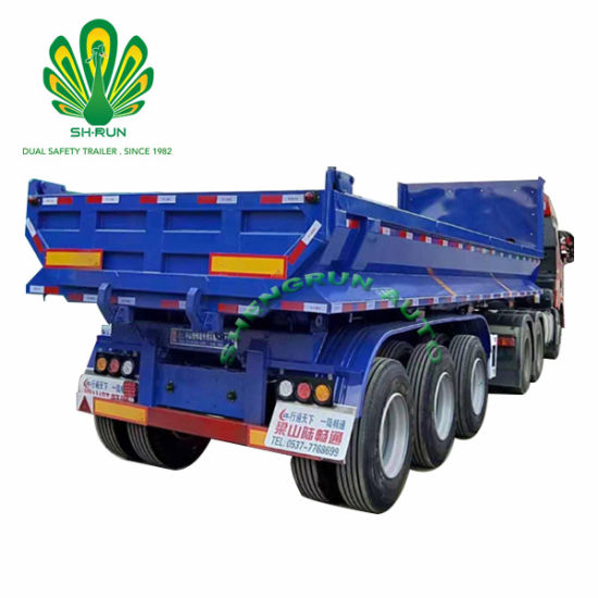 Utility U Shape Side Wall Cargo Trucks Trailers pictures & photos