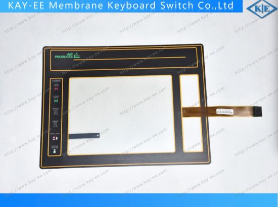 Anti-Dust ESD 8 Wire Resistive Touch Panel Screen Switch for Air Product pictures & photos