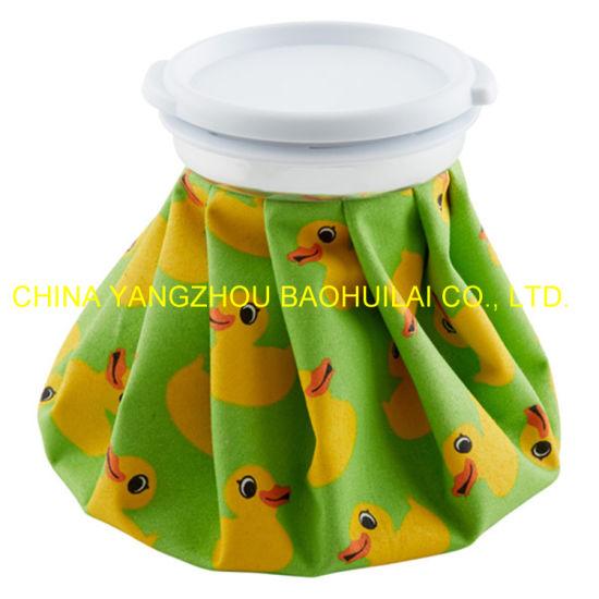 PVC Waterproof Fabric Ice Pack Ice Compress Bag