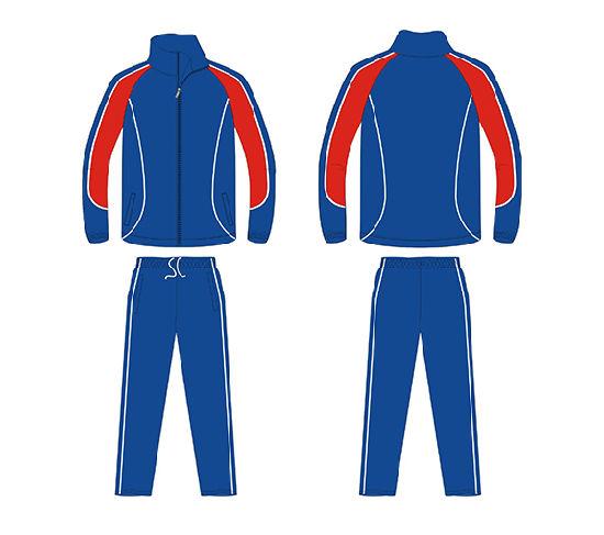 Small MOQ Custom Zip up Jacket Tracksuit Custom Cotton/Polyester Tracksuit Training Sports Tracksuit