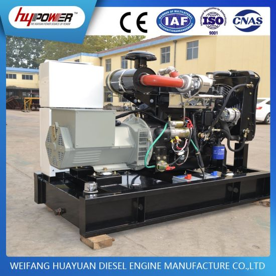 220kVA180kw Hot Sale Magnetic Motor Generator with Weichai Engine