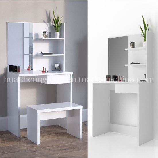 Mirror Vanity Table/Modern Dressing Table Dresser