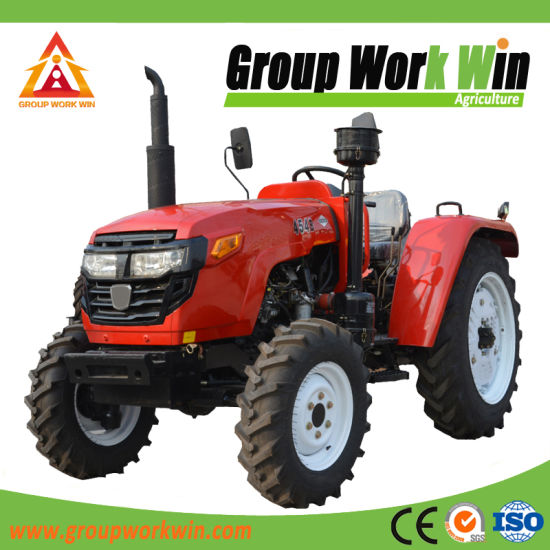 40HP Agricultural 4WD Small Tractor