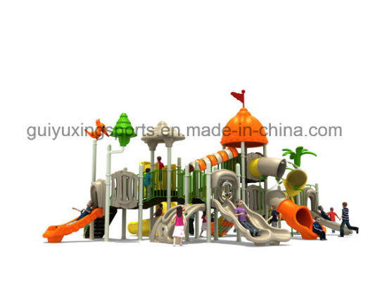 Ship Children Playground Equipment in The Amusement Park pictures & photos