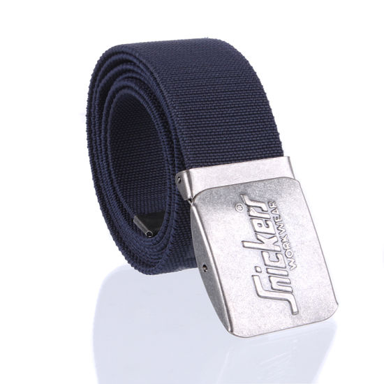 Worker High Quality Elastic Webbing Workwear Belt (RS-12009M) pictures & photos