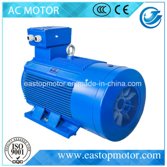Ce Approved Y3 Series Three Phase Induction Motor with Copper pictures & photos