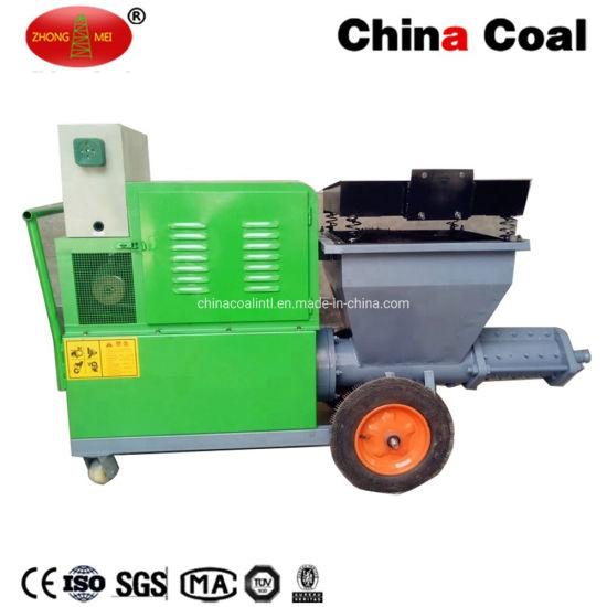 GLP-511 5m3/H Cement Mortar Spray Plastering Machine Mortar Spraying Machine