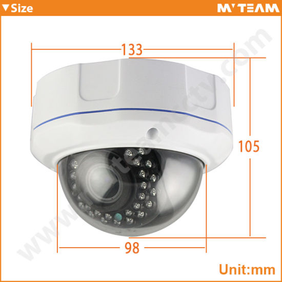 6mm Lens IP Camera for Bank Use pictures & photos