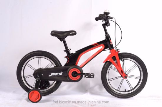 "New Design 16"" Magnesium Alloy Frame 16inch Children Bicycle OEM pictures & photos"