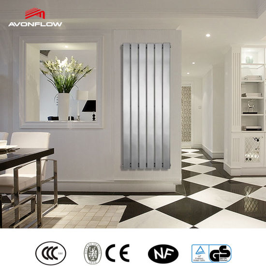 China Avonflow Chrome Hot Water Central Heating Radiator - China ...