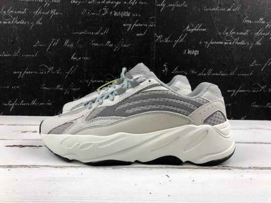 timeless design cd3fd 4b424 Wave Runner 700 V2 Geode Static Inertia Kanye Running Shoes