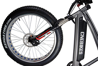 Newst Price 26X4 48V 750W Bafang MID Motor Electric Bicycle pictures & photos