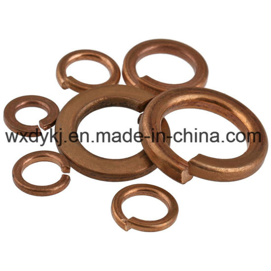 Top Quality DIN127 Brass Spring Washer