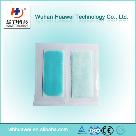 OEM Service Private Label High Quality Fever Cooling Gel Patch