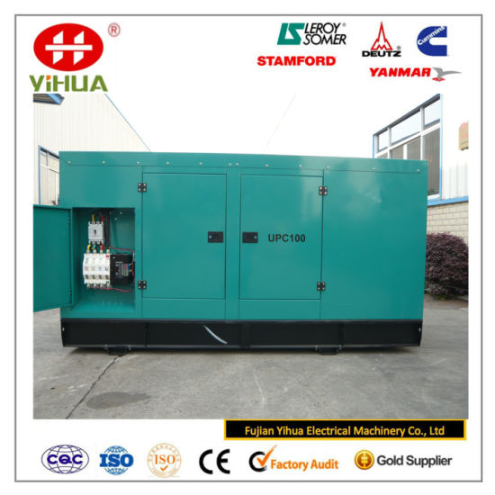 20-1200kw/25-1500kVA Cummins OEM Silent Diesel Power Generator Set pictures & photos