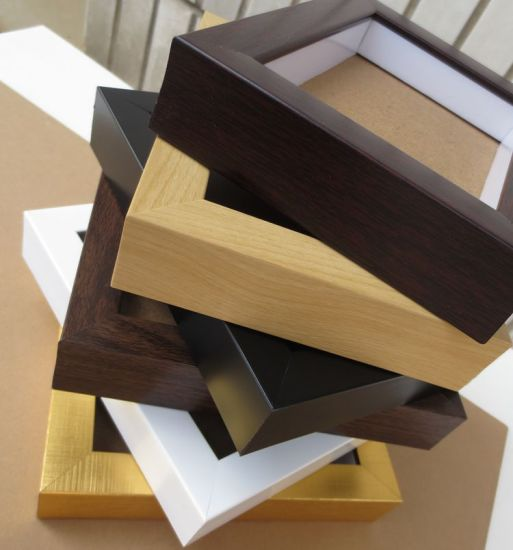 China Factory 4X6 5X7 6X8 8X10 A4 Size Wooden PS MDF Mini Magnetic ...