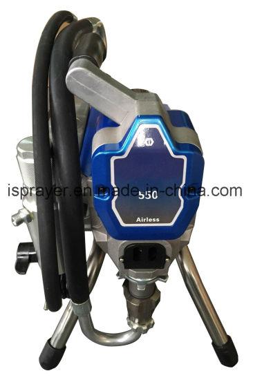 Electric Power Piston Pump Airless Paint Sprayer 2.3L