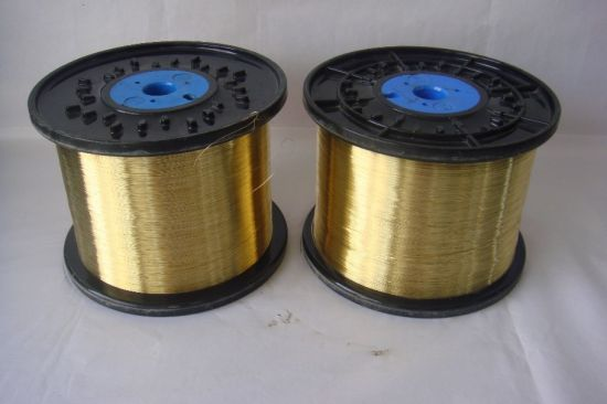Brass Coated Steel Wire, Hose Wire, Copper Coated Steel Wire pictures & photos
