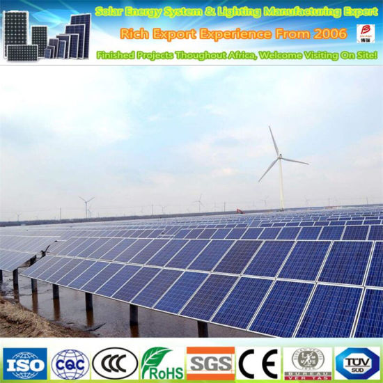 High Quality 72cells 330W 340W Solar Panel 350W Polycrystalline with High Efficiency/Photovoltaic Solar Panels