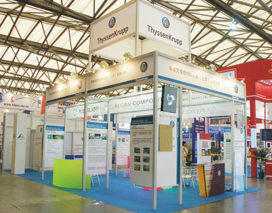 Modern Exhibition Stand Quotes : China modular 20x20ft exhibition trade show booth china exhibition