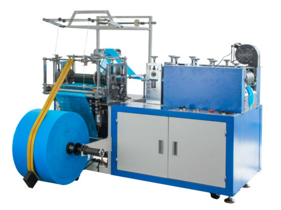 Fully Automatic Disposable Nonwoven Shoe Cover Making Machine