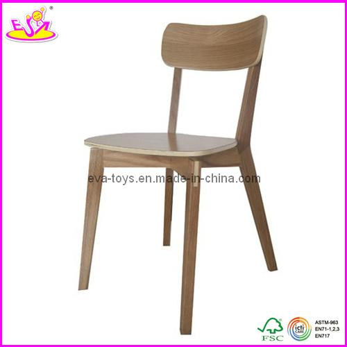 Natural Wood Children Chair (W08G062)