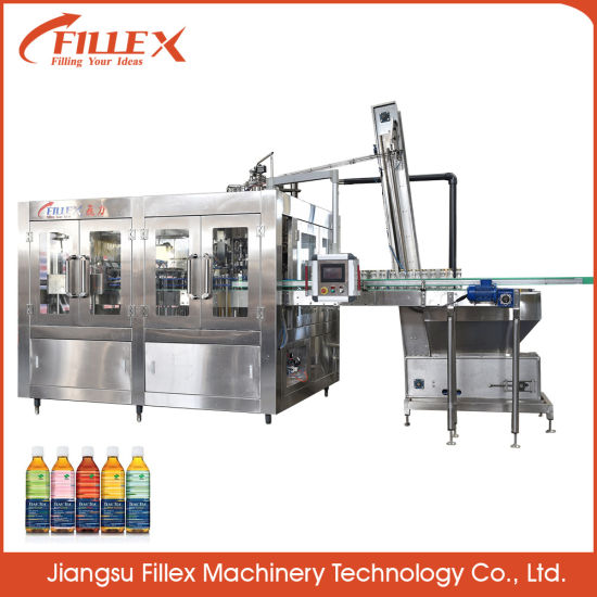 5000-18000bph Bottle Water Juice Making Beverage Filling Machine with Fast Delivery