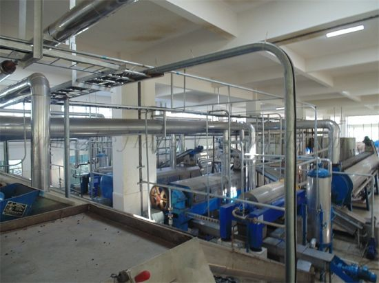 Automatic Controlled Fishmeal Plant Line pictures & photos