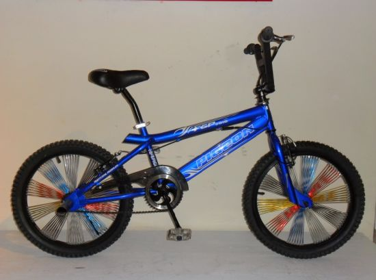 BMX with Aluminum Pedal Freestyle Bike (FP-FSB-H010) pictures & photos