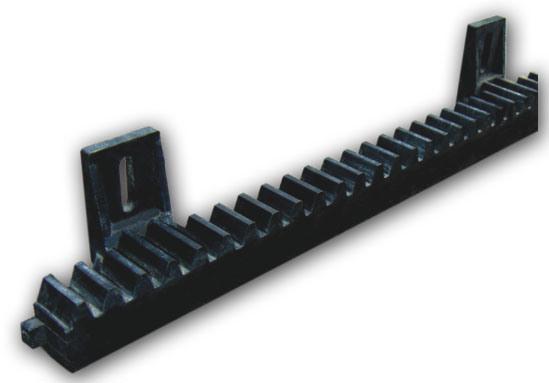 Nylon Gear Rack for Sliding Gate Operator, Sliding Door Opener