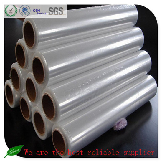 Micro-Perforated Film, Food Grade POF Shrink Wrap Film pictures & photos