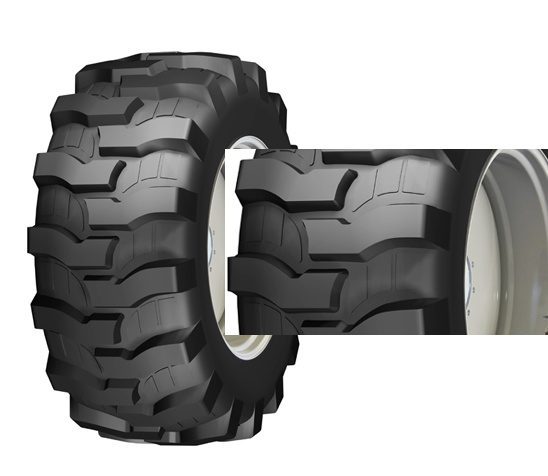 19.5L-24, Industrial Tractor Tire, Backhoe Tires Tyre. pictures & photos