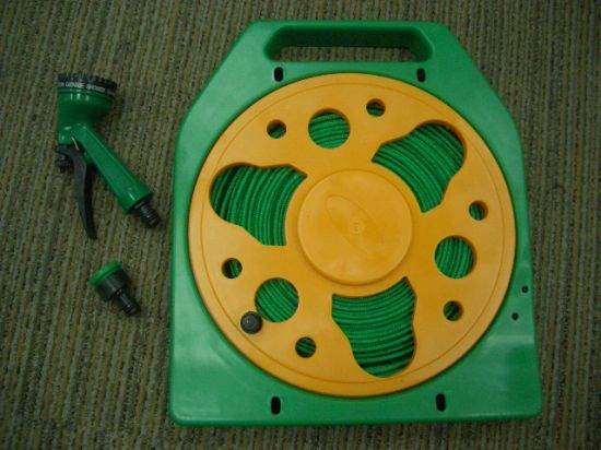 "Flat Hose Reel, Available in Size of 1/2""*50FT"