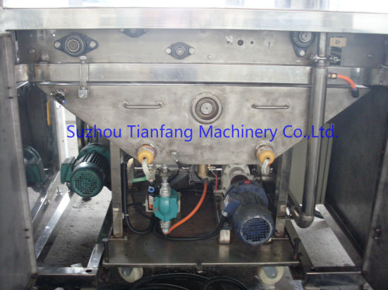 Chocolate Enrobing Machine with CE Certificate pictures & photos