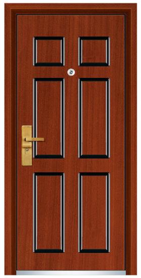 China Steel Wooden Door (FXGM-C306) - China Steel Wooden Door ... on