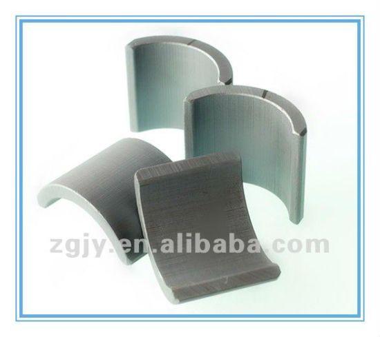 Wiper Motor Magnet Ferrite Tile