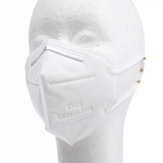 FFP2/N95/KN95 Sterilized Face Mask with CNAS Certificate Made in China