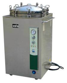 Sterilizer / Autoclave with 35L, 50L, 75L, 100L, 120L, 150L Type pictures & photos