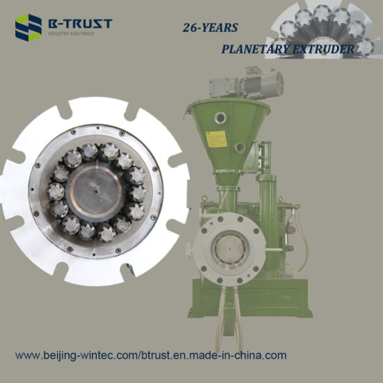 Btrust Planetary Roller Extruder for PVC Calendering with High Quality